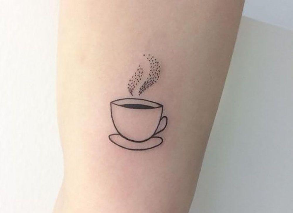 tatuajes de cafe