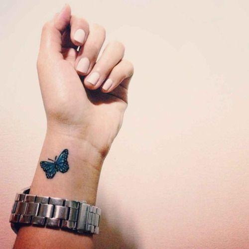 tatuajes de mariposas