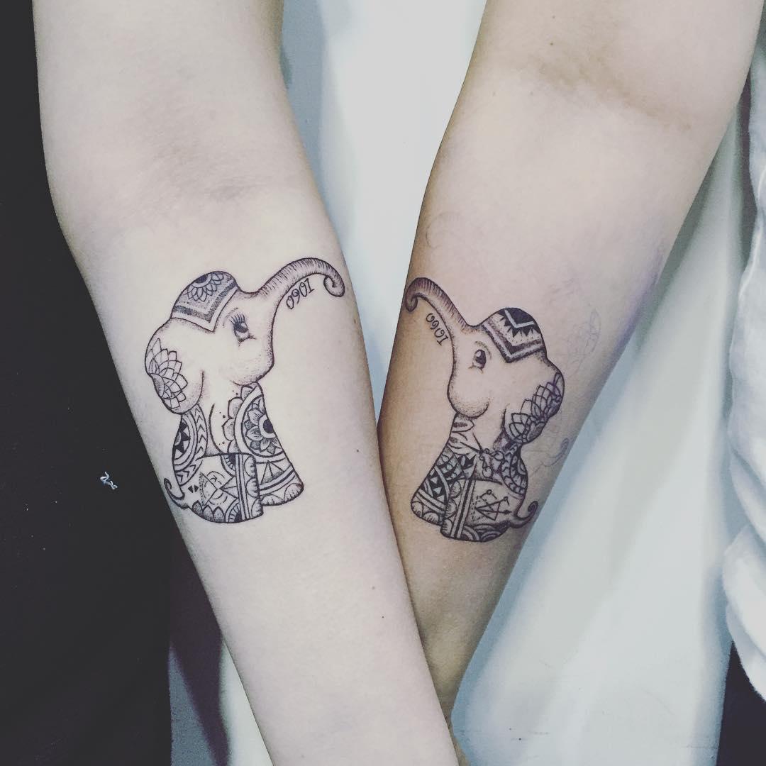 tatuajes de pareja