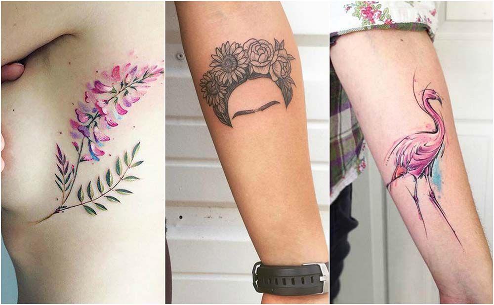 tatuajes para mujeres modernos 2018